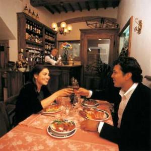 Free Wine or Ceramic Dish at Antico Fattore