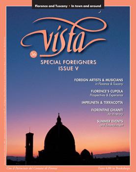Vista Magazine Florence