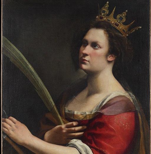 Artemisia Gentileschi & Da Vinci Discoveries – Magenta