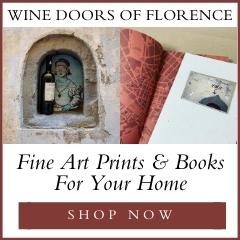Wine Doors of Florence